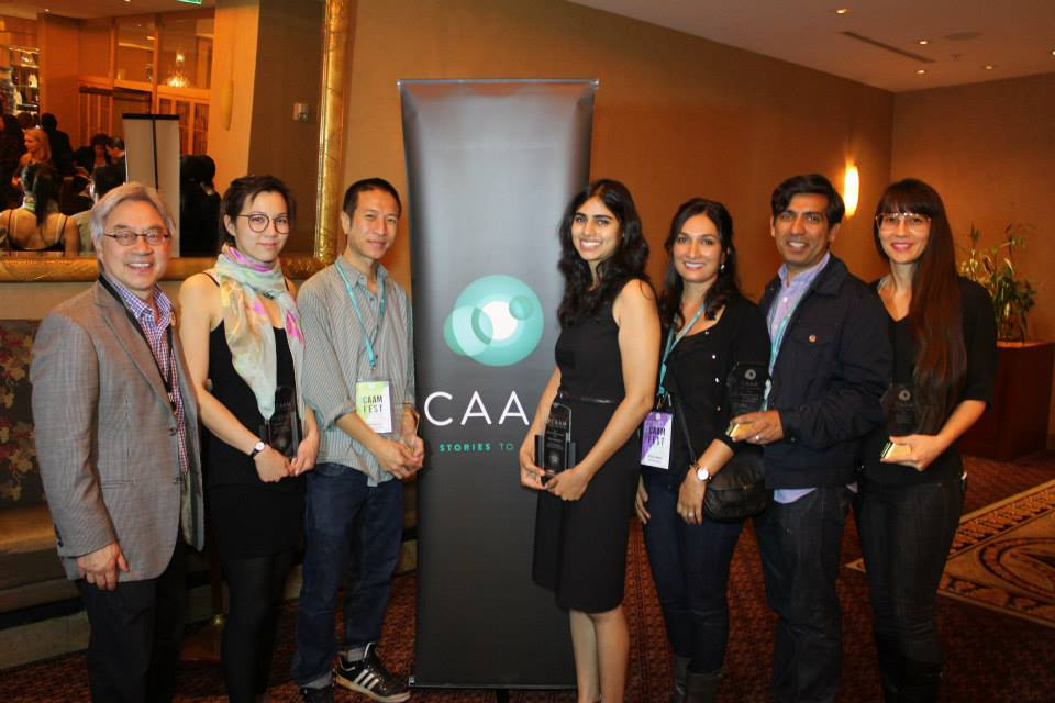 JAYA wins the APCA Best Student Film Award at CAAMFest!