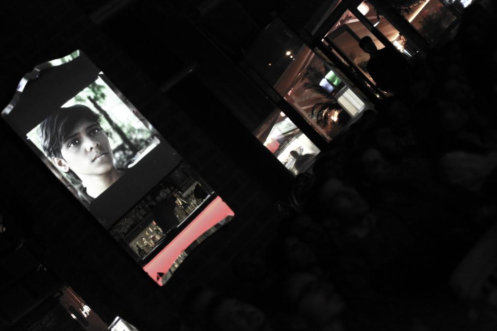 JAYA screens in Istanbul